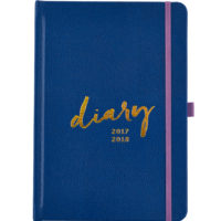Busy B Mid-Year Diary showing the front of the diary