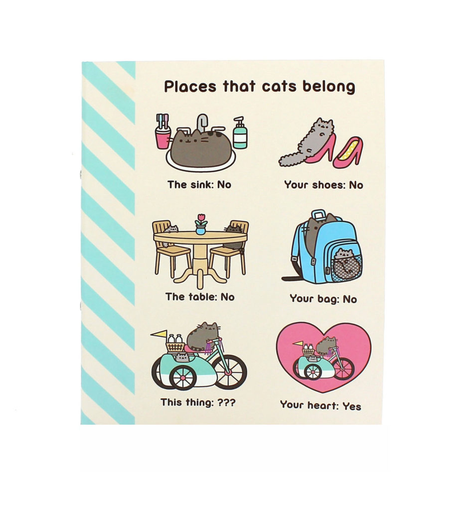 Pusheen Stationery Ringbinder Buy Stationery Online At