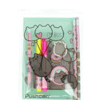 pusheen stationery Super Stationery Set all included