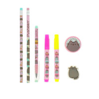 pusheen stationery Super Stationery Set all items