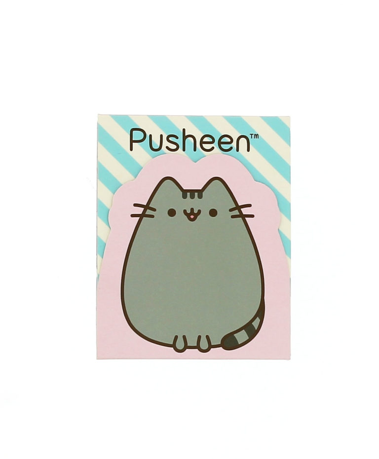 pusheen stationery Sticky notes