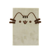 Pusheen Stationery Plush Notebook front