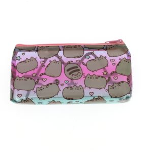 pusheen stationery Pencil Case back