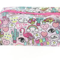 Girl Gang Pencil Case Large side view alternative