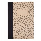 Ohh Deer Dash A4 Quarterbound Notebook front view