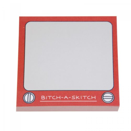 Ohh Deer Bitch-a-Skitch Sticky Notes