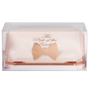 front view of boxed Ted Baker Diamond Hole Punch