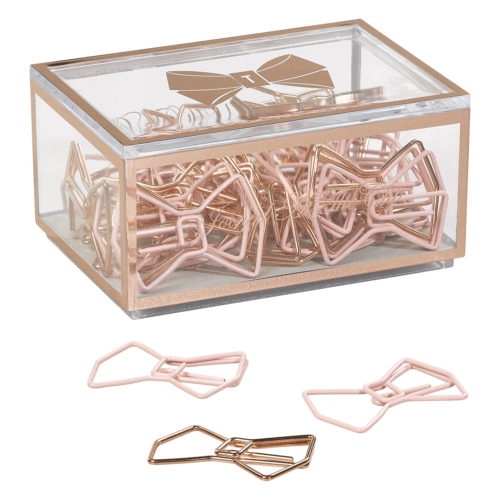 Ted Baker Paper Clips Urban Pastels Front