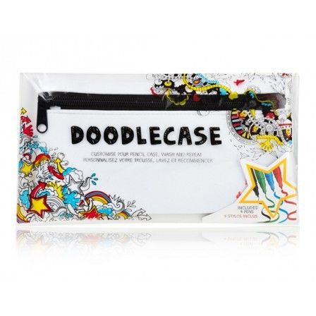 Doodlecase Pencil Case