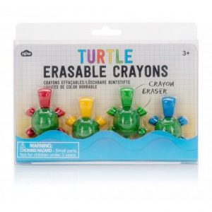 Turtle Erasable Crayons