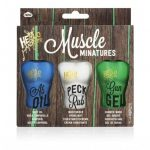 NPW Hello Handsome Mens Miniatures Grooming Products - With Packaging