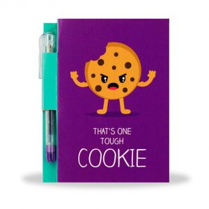 Sketch & Sniff Notebook With Pen - Cookie