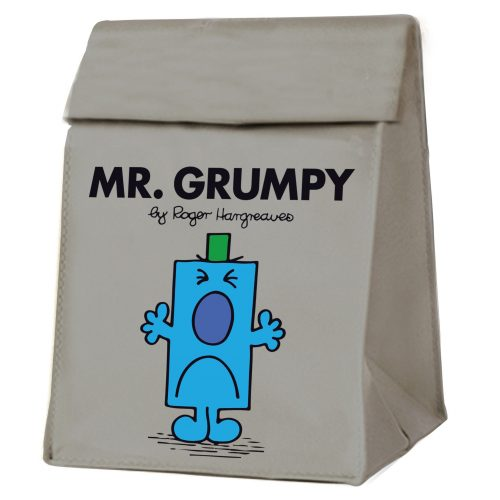 Mr Grumpy Lunch Bag