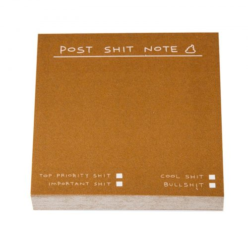 Post S**t Post It Notes