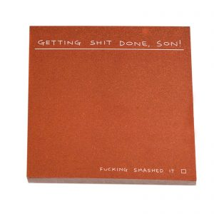 Getting S**t Done Post It Notes