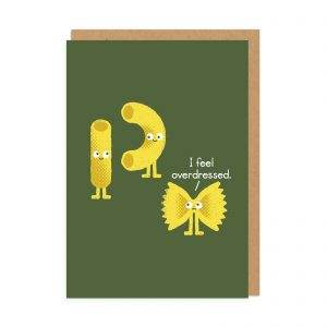 Pasta Party Greeting Card