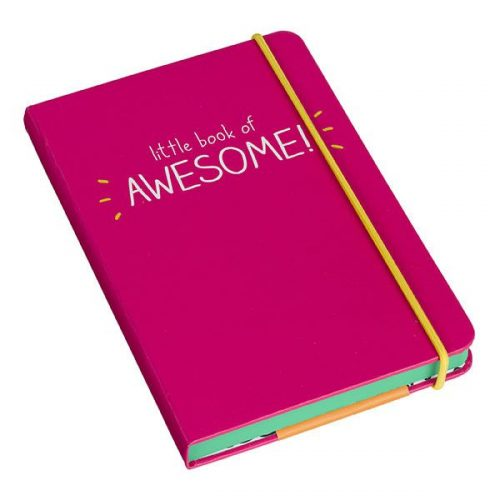 Happy Jackson A6 Notebook 'Little Book'