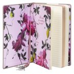 Ted Baker A5 Brogue Notebook - Thistle - Inside Cover