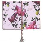Ted Baker A5 Brogue Notebook - Thistle - Inside Pages