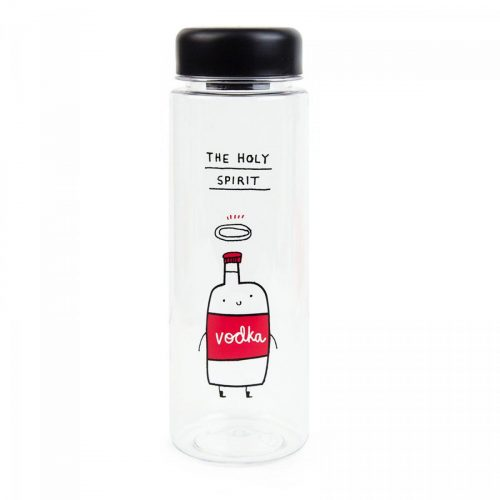 Holy Spirit Water Bottle - Front