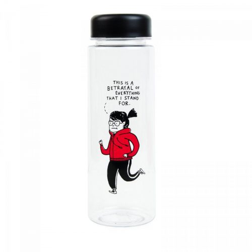 Betrayal Water Bottle - Front