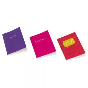 Happy Jackson Mini 3 Notebook Set