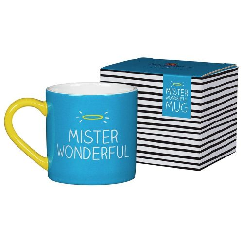 Happy Jackson 'Mr Wonderful' Mug With Box