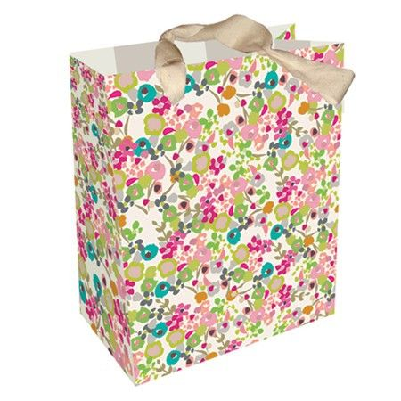 Light Ditsy - Medium Gift Bag