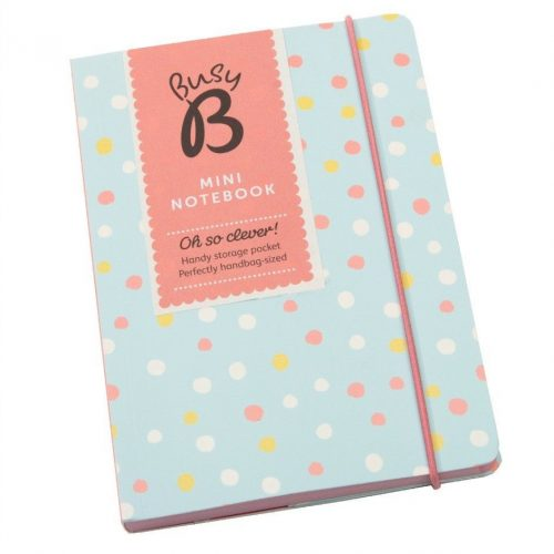 Buys B A6 Spotty Notebook
