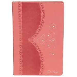 Ted Baker A5 Brogue Notebook – Front