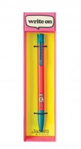 James & Freinds Pen – Write On - In The Package