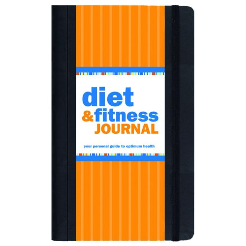 Organiser: Diet & Fitness Logbook - Front Cover