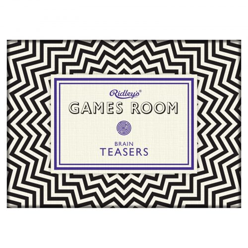 Ridley's Brain Teasers Game - Box