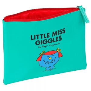 Little Miss Giggles Pouch - Angled