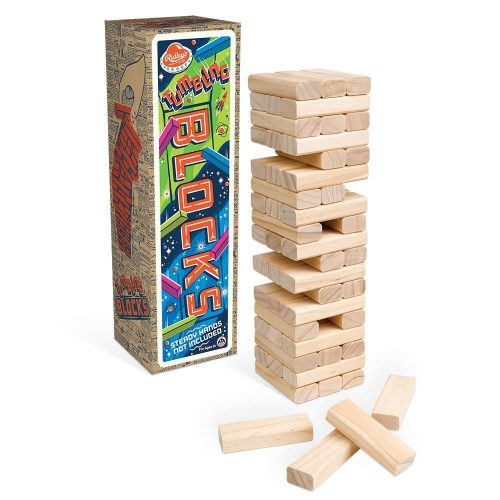 Ridley's Tumbling Blocks Game