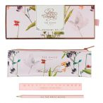 Ted Baker Oriental Bloom Stationery Set - Pencil Case