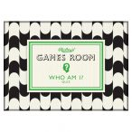 Ridley's Who Am I? Game - Front