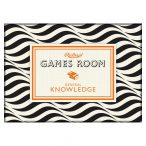 Ridley's General Knowledge Quiz Game - Front